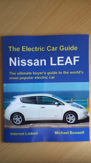 Nissan leaf buyers guide book