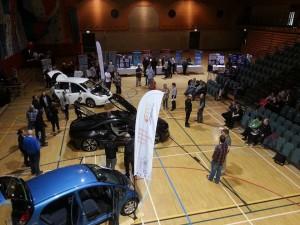 Orkney EV show April 2015