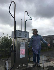 shortage of petrol and diesel