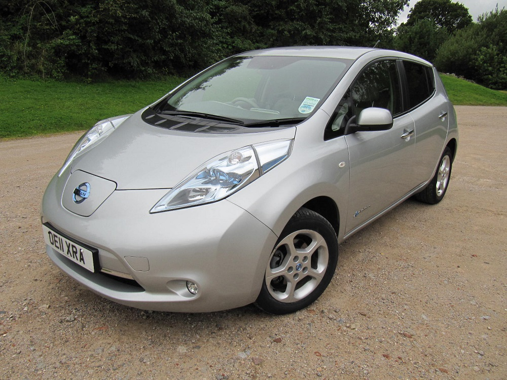 nissan leaf electric for sale eco cars. Black Bedroom Furniture Sets. Home Design Ideas