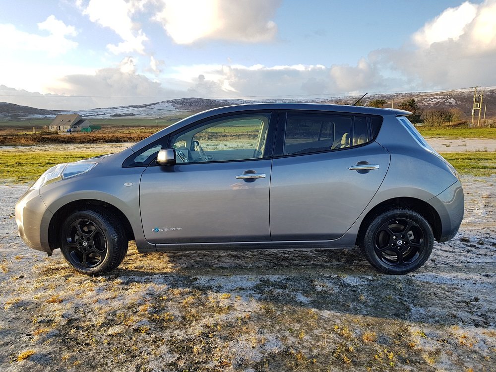 Nissan leaf 24Kwh For Sale - Eco Cars