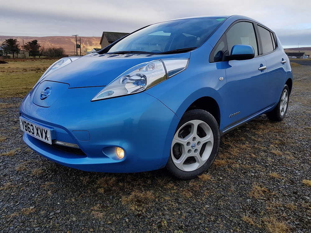 used electric car for sale