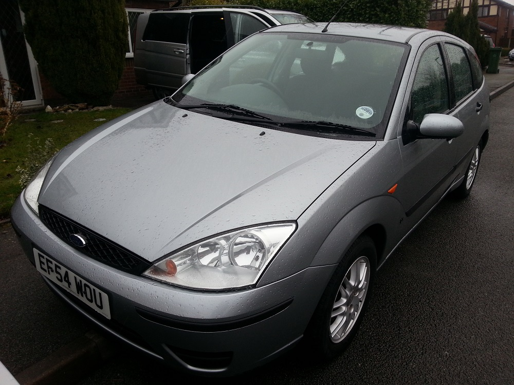 Ford Focus 1.8 LX 5dr LPG Hatchback – 54 Reg