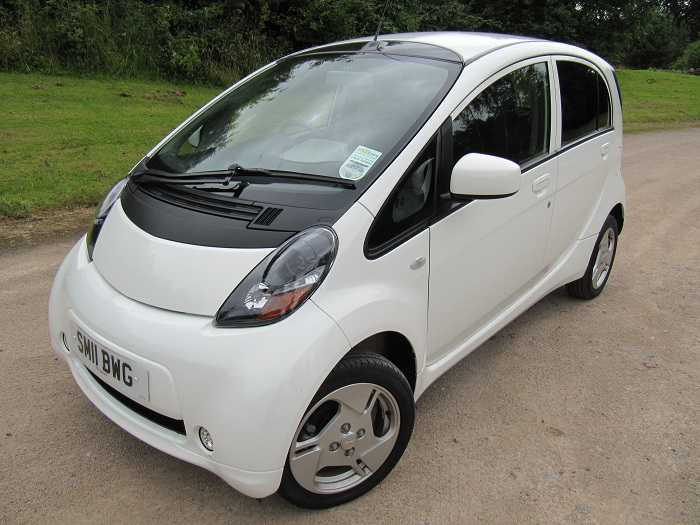 Mitsubishi I-Miev Electric