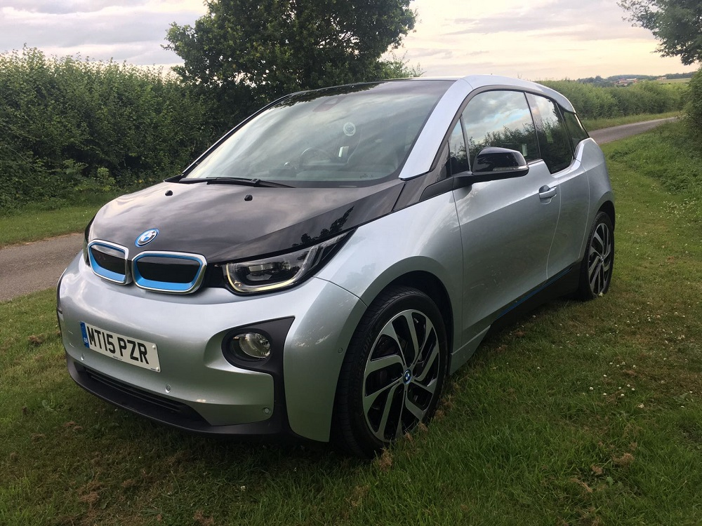 Electric Cars For Bmw I3