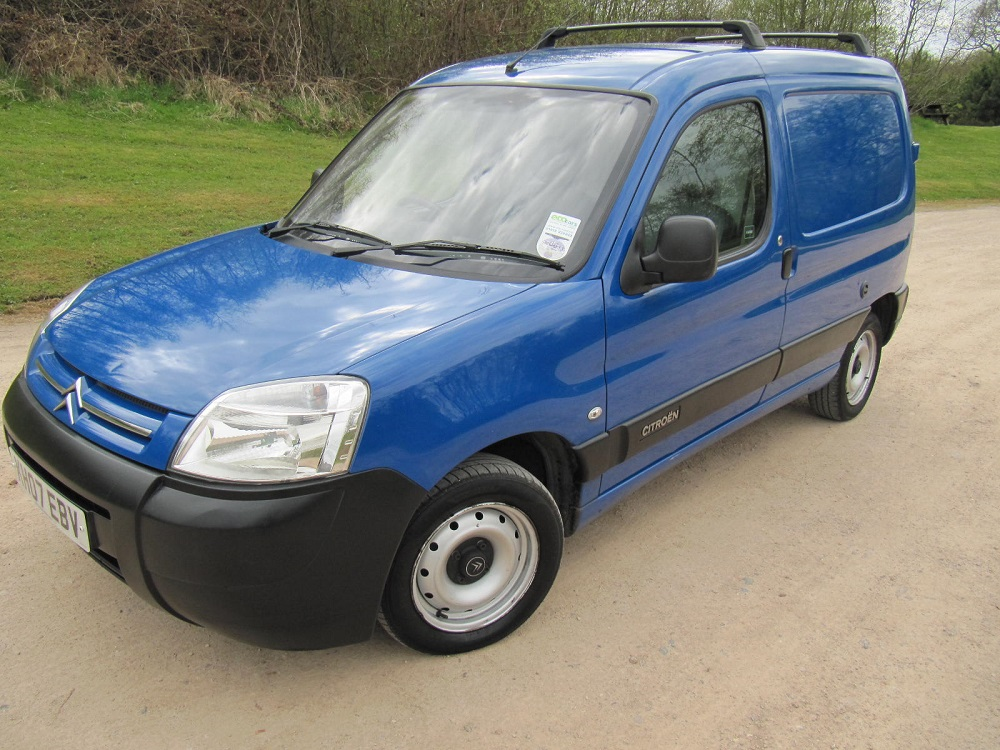 Citroen Berlingo LPG Van