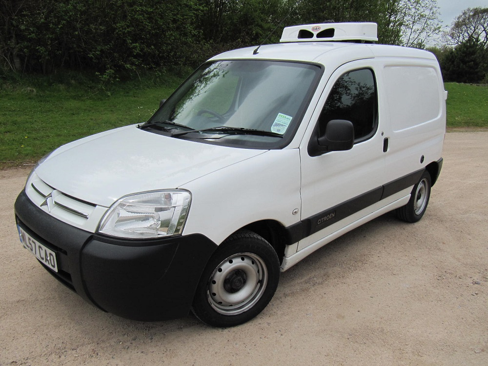 Citroen Berlingo 1.4 LPG Van