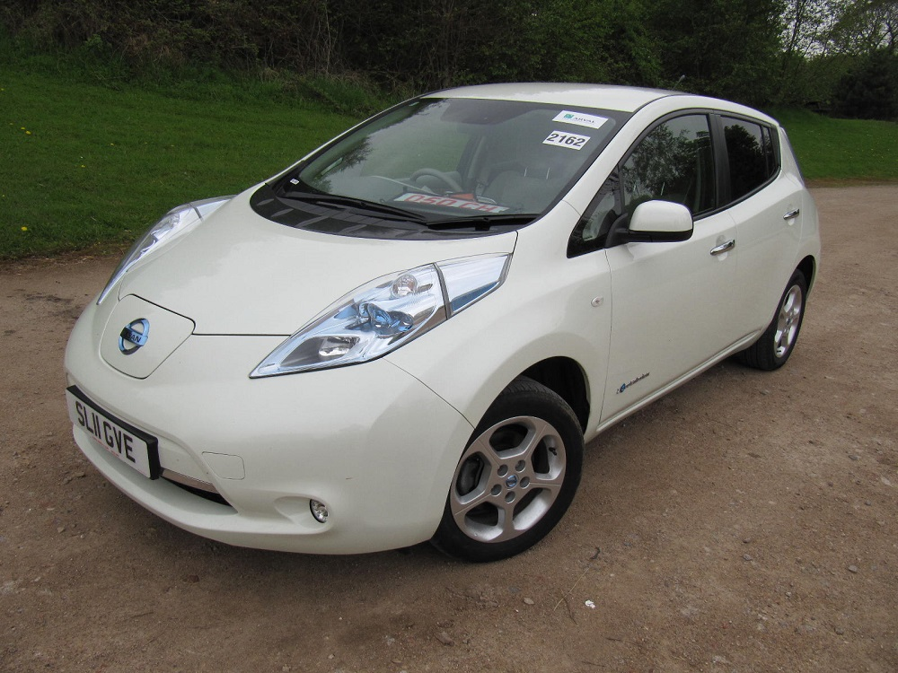 Nissan Leaf electric