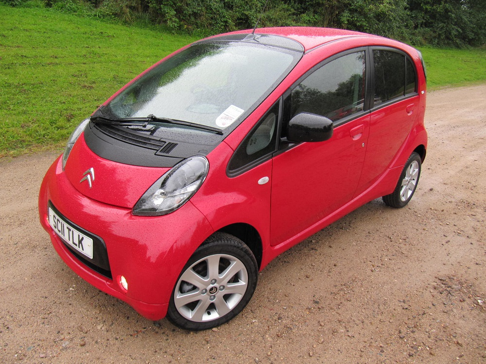 Citroen C-Zero electric