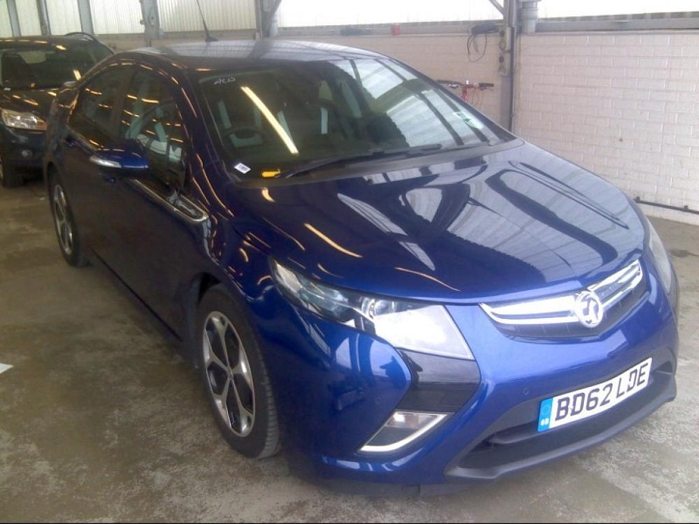 Vauxhall Ampera Electric