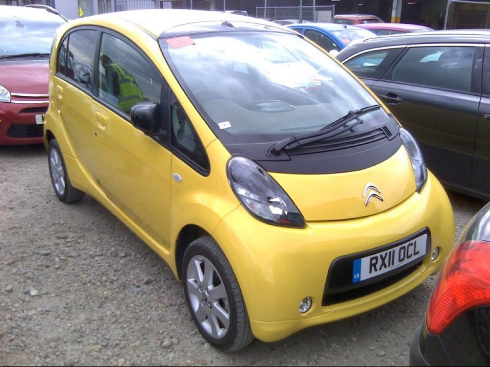 Citroen C zero Electric