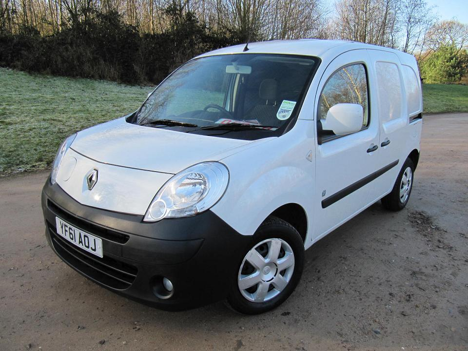 Renault Kangoo Electric van