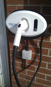free home electric car charger